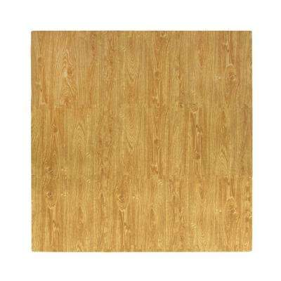 Wood Grain Exercise Gym Flooring Flooring The Home Depot