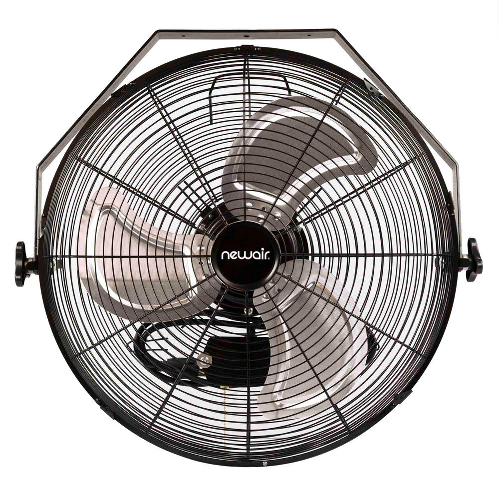 18 in. High Velocity Wall Mount Fan