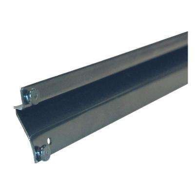 36 in. L Individual Gray Steel Double Rivet Z-Beam