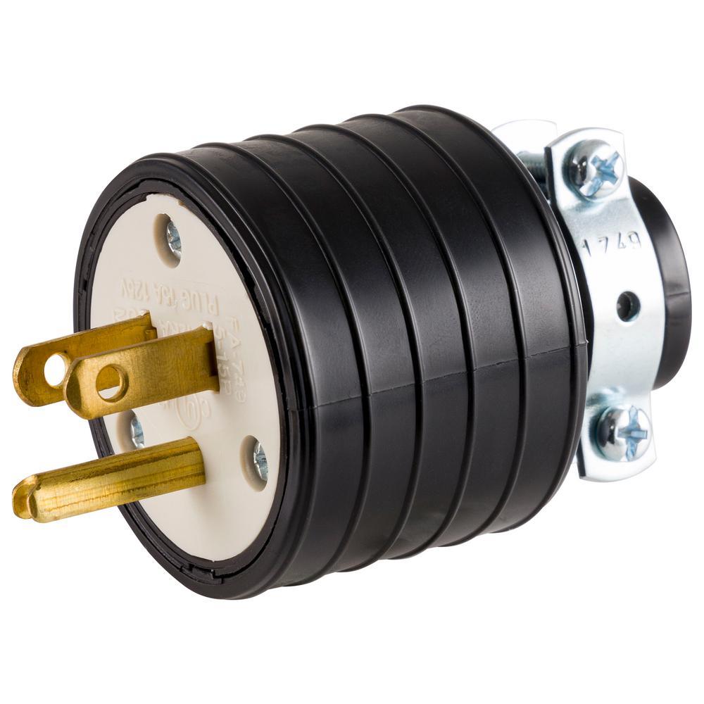 Heavy Duty Grounding Plug