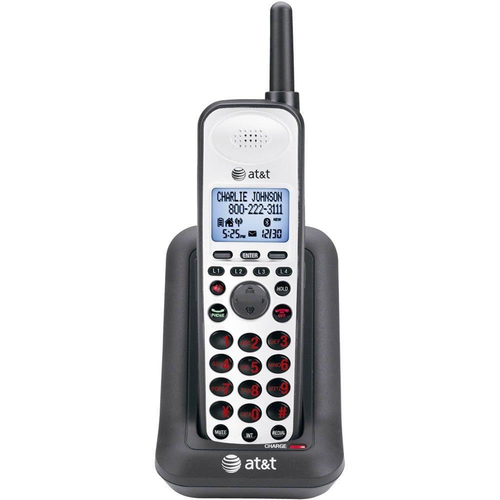 SynJ SB67108 4-Line Dect 6.0 Expansion Handset for SB67118