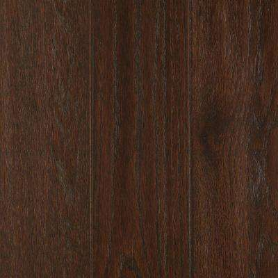 Take Home Sample - Yorkville Barnstable Oak Solid Hardwood Flooring - 5 in. x 7 in.
