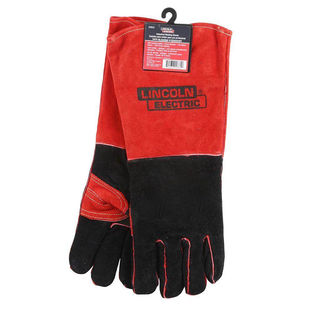 Lincoln Electric Premium Leather Welding Gloves