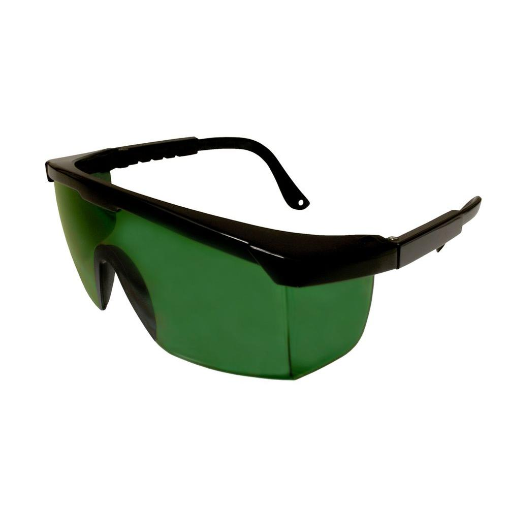 7e957f95d838 Retriever Welding Safety Glasses Single Green 5.0 Filter Lens with Integrated  Side Shields and Extendable Templ