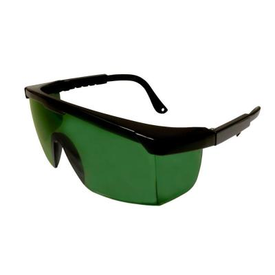 3cc347c928a5 Retriever Welding Safety Glasses Single Green 5.0 Filter Lens with  Integrated