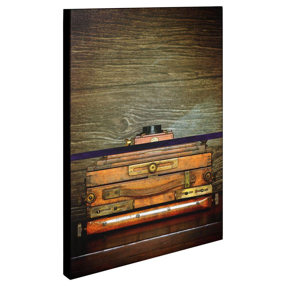 32 in. x 22 in. Photography Canvas Art