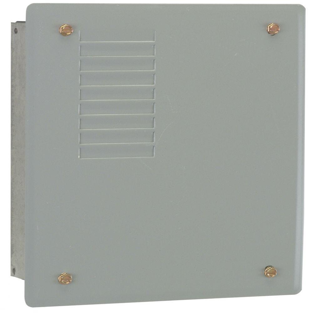 PowerMark Plus 125 Amp 4-Space 8-Circuit Single-Phase Indoor Main Lug Circuit Breaker Panel