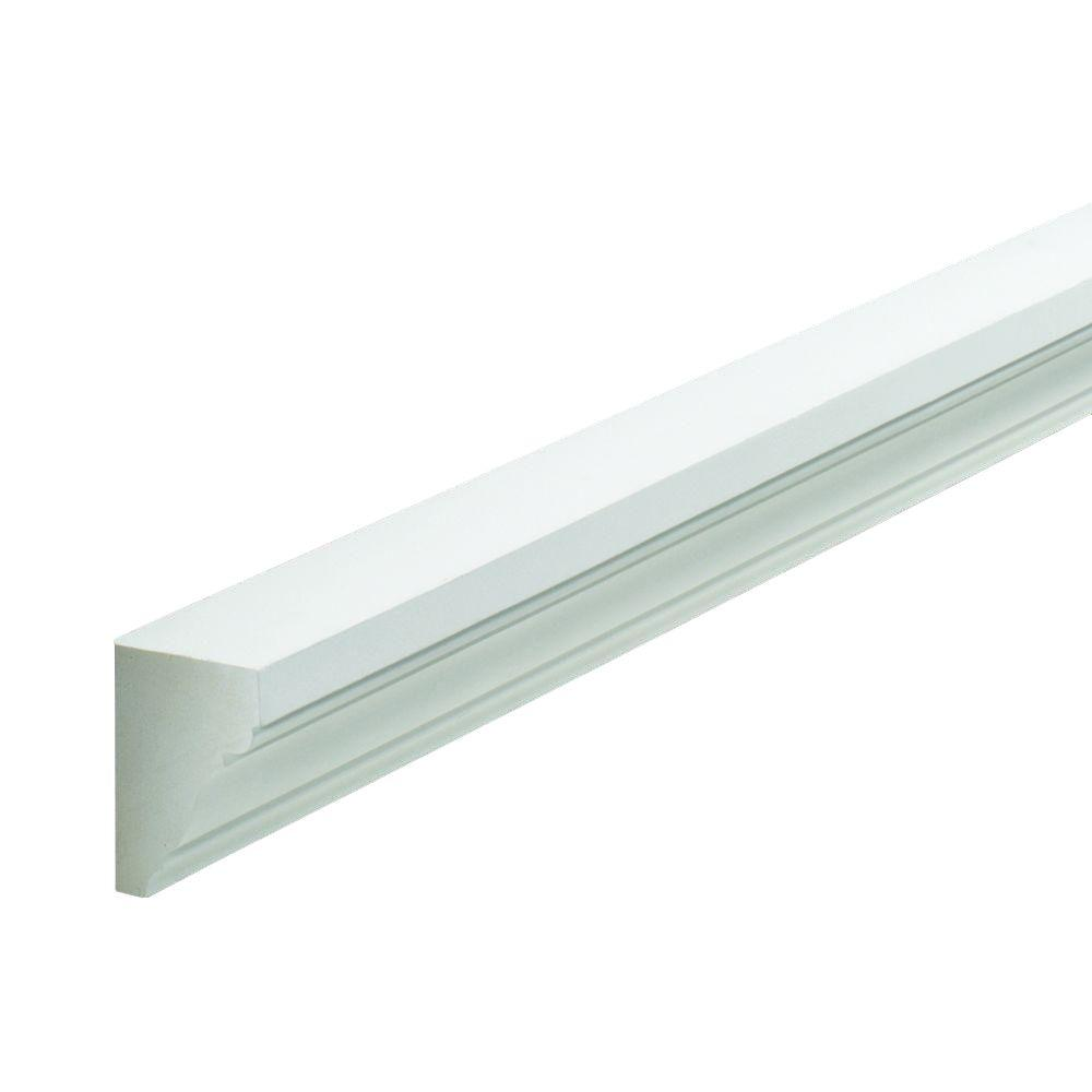 Fypon 3 1 4 in x 96 in x 4 in polyurethane cornice for Fypon trim