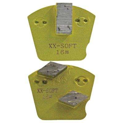 Viper XTi Surface Profiling CSP-3 Tooling Package for Hard Concrete