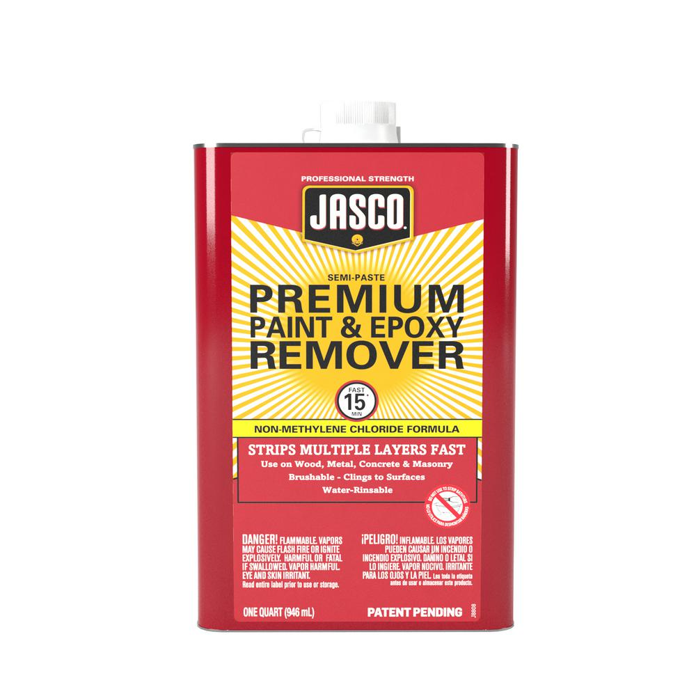 Jasco 1 qt. Premium Paint and Epoxy Remover