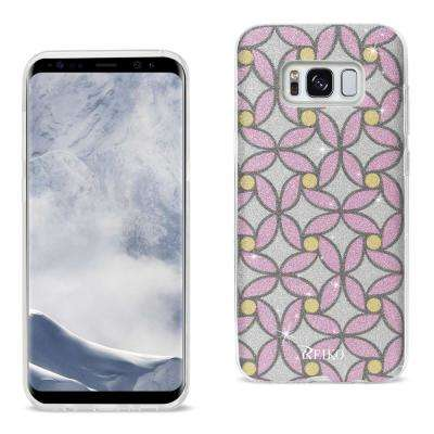 Galaxy S8 Edge Design Case in Pink