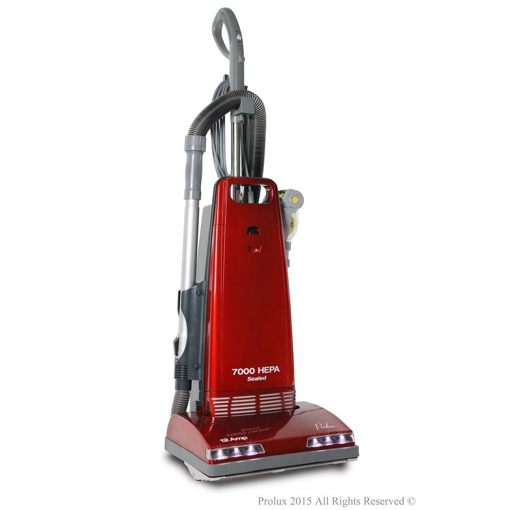PROLUX 7000 Upright Sealed Hepa Vacuum Cleaner with Tools...