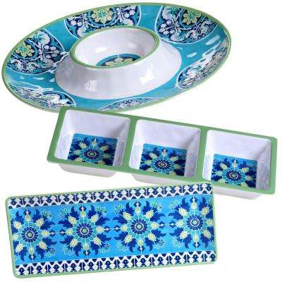 Granada 3-Piece Hostess Set