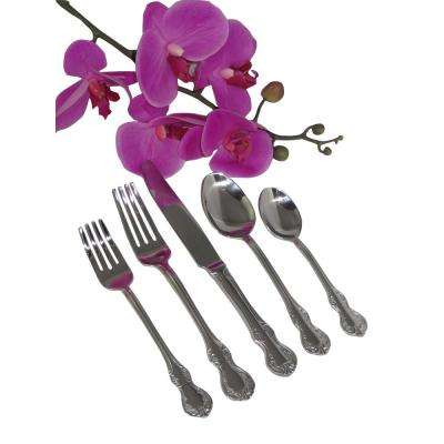 Westchester 20-Piece Stainless Steel Flatware Set