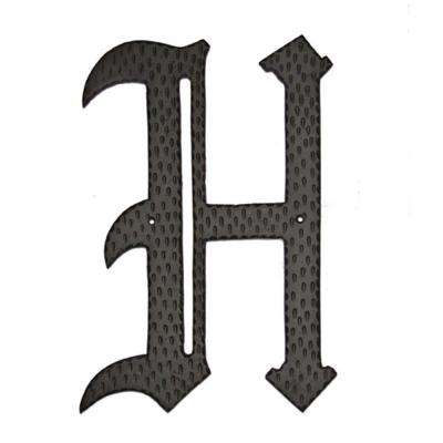 16 in. Home Accent Monogram H