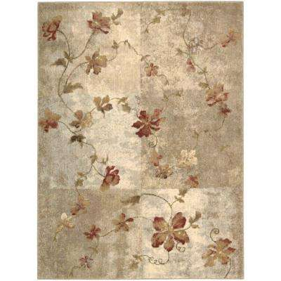 Somerset Multicolor 8 ft. x 11 ft. Area Rug