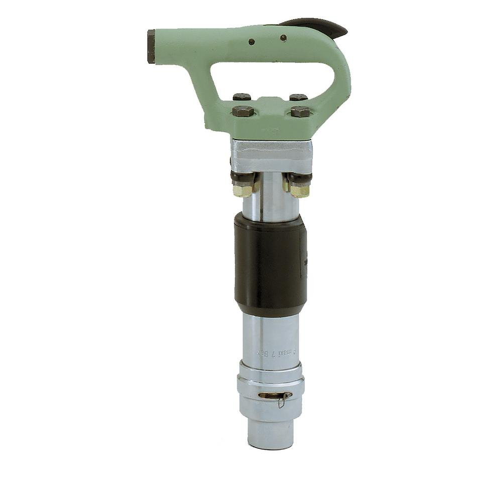 Sullair MCH-4 Air Powered Round Chuck Chipping Hammer wit...