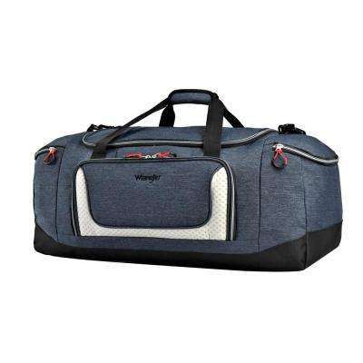 Blue - Duffel Bags - Luggage - The Home Depot d3d432a8f53fe