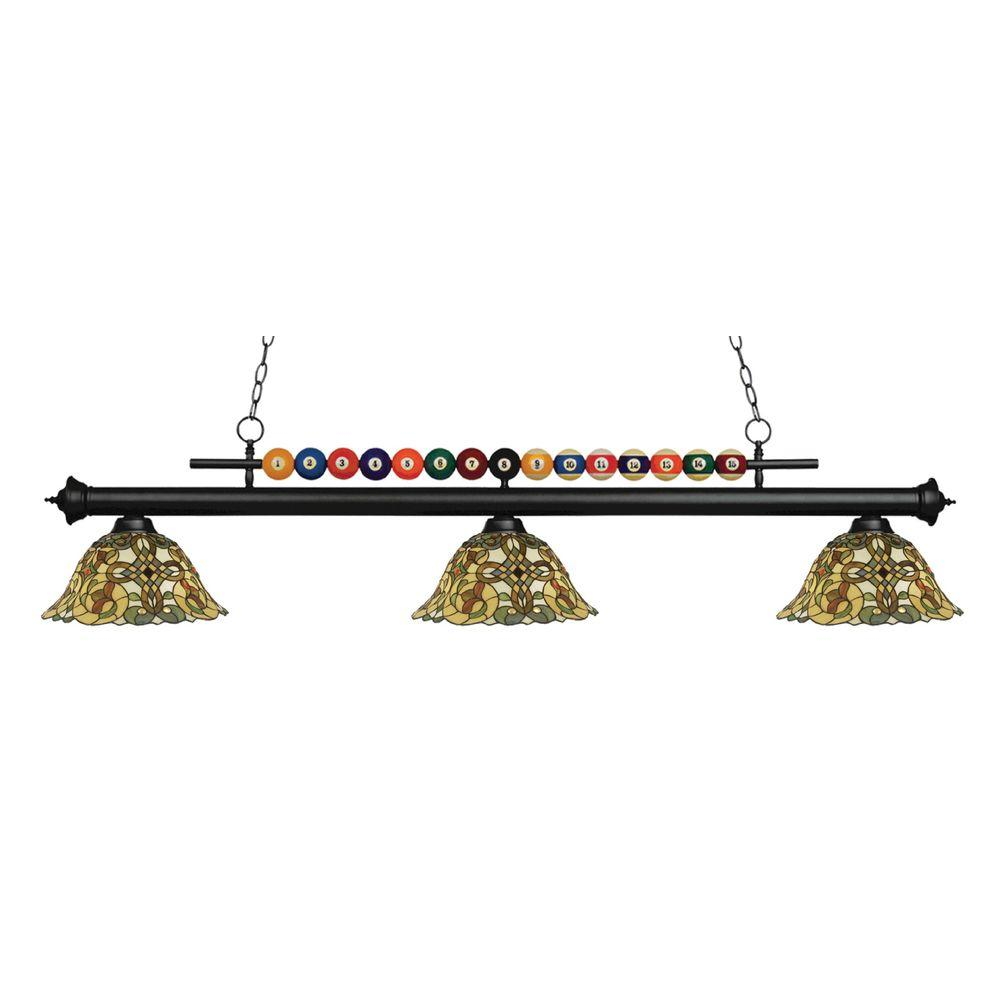 Pool Table Light Black: Pool Table Lights