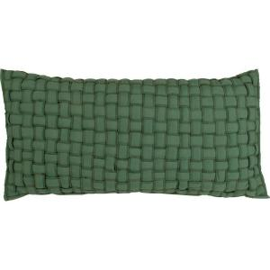 Green Soft Weave Hammock Pillow by