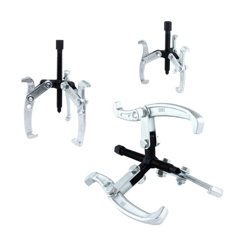 Gear Puller For Rent : Capri tools jaw gear puller set piece co the