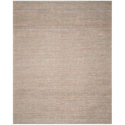 Cape Cod Gray/Sand 9 ft. x 12 ft. Area Rug