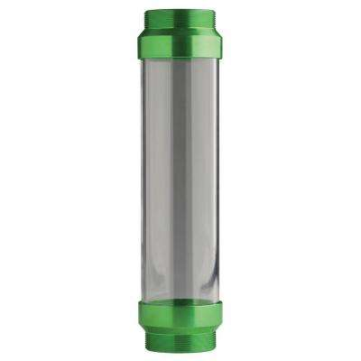 UltraView Clear Tube with Green Ends