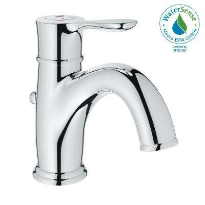 Parkfield Single Hole Single-Handle 1.2 GPM Bathroom Faucet in StarLight Chrome