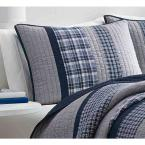 Nautica Adelson Navy King Quilt