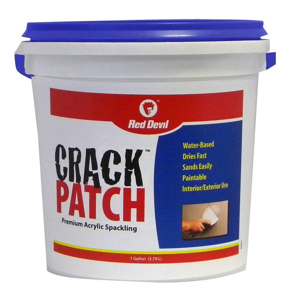 1 gal. Premium Acrylic Spackling