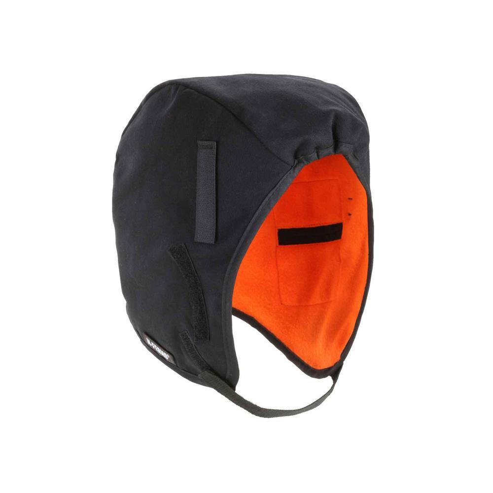 N-Ferno 6850 Regular Black 2-Layer Winter Hard Hat Liner
