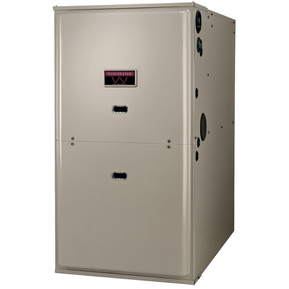 Winchester 40,000 BTU 80% Multi-Positional Gas Furnace-W8M040-214 ...