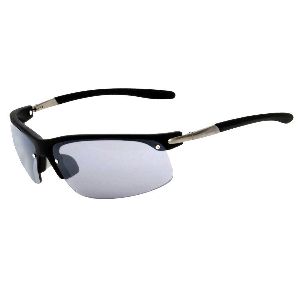 Piranha Sport Rubber Finished Black Force Sunglasses