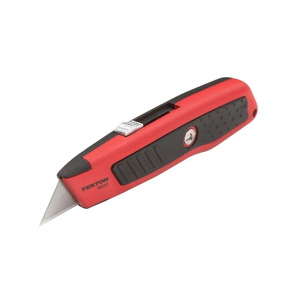 Heavy Duty Retractable Utility Knife