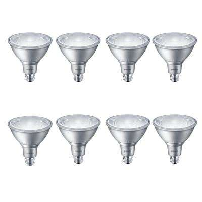 90-Watt Equivalent PAR38 Dimmable LED Classic Glass Flood Daylight (5000K) (8-Pack)
