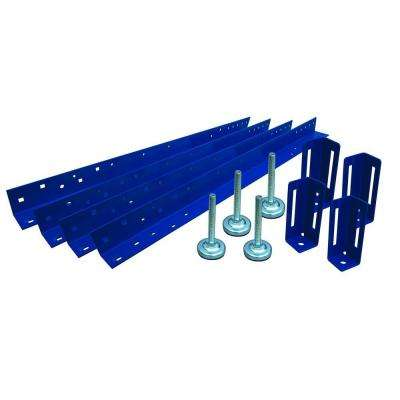 29 in. x 35 in. Standard Leg Set, Blue