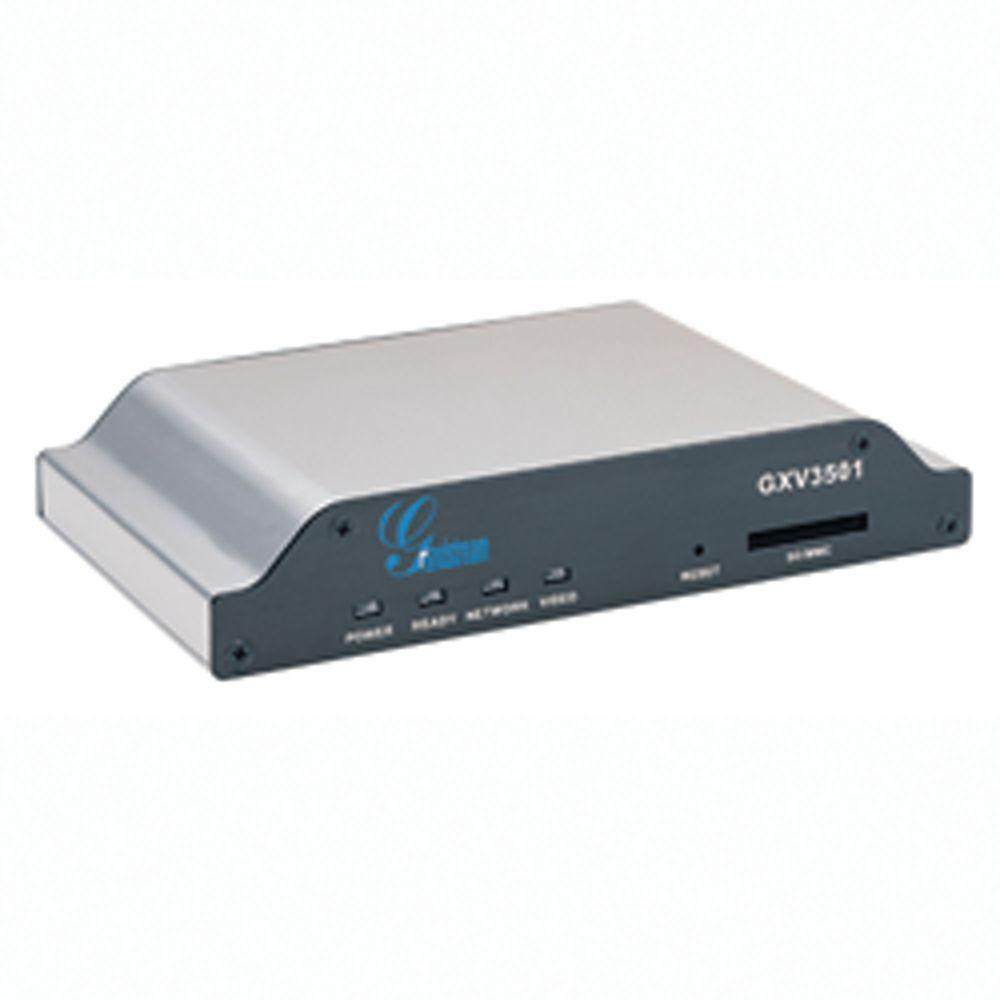GrandStream IP 4-Port Audio/Video Ethernet Encoder