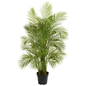 Indoor 5.5ft. Areca Palm Artificial Tree