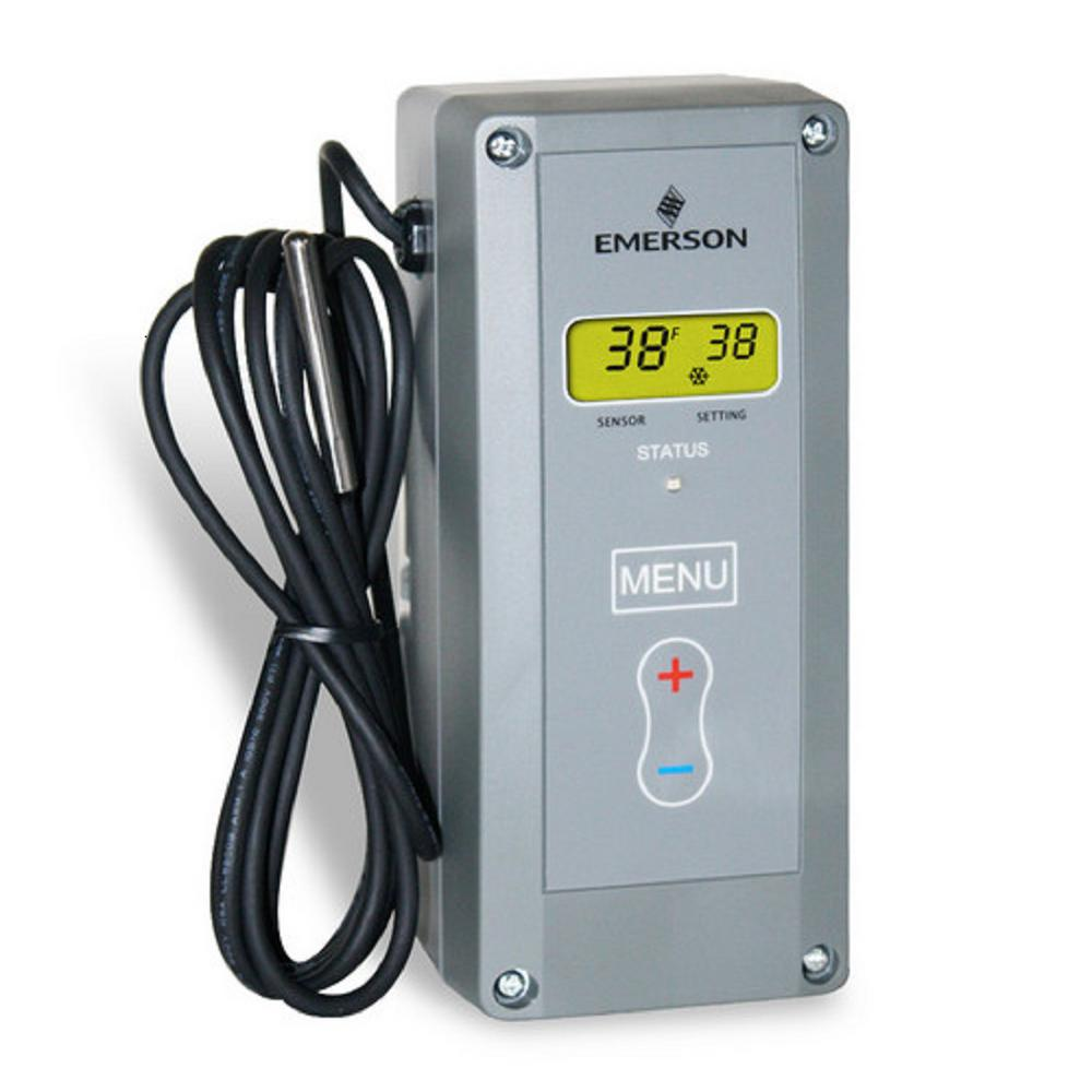 Emerson Motor Technology Wiring Diagram: Emerson Electronic Temperature Control For Refrigeration