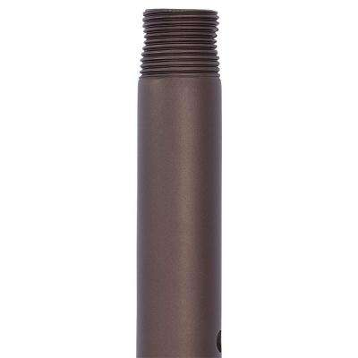 10 in. Oil Rubbed Bronze Replacement Downrod