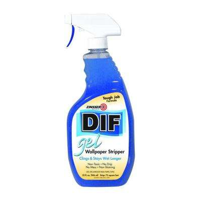 32 oz. DIF Gel Wallpaper Stripper Spray (Case of 12)
