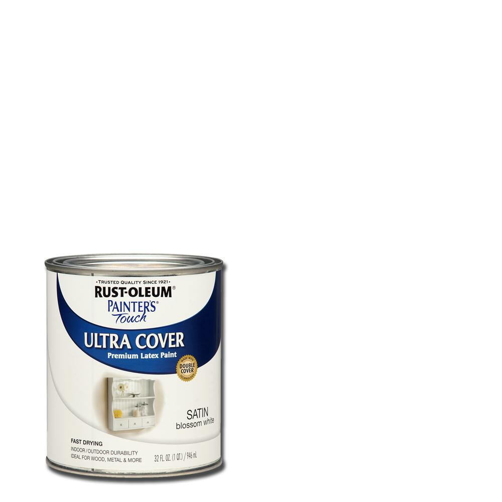Rust-Oleum Painter's Touch 32 oz  Ultra Cover Gloss White General Purpose  Paint