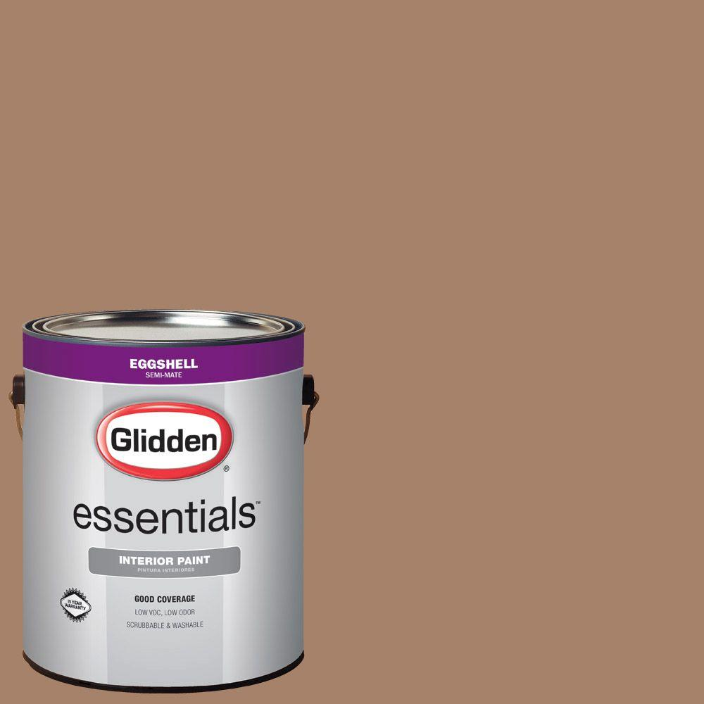 #HDGO39U Copper Road Eggshell Interior Paint