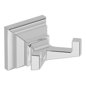 Symmons Oxford Single Robe Hook in Chrome by Symmons