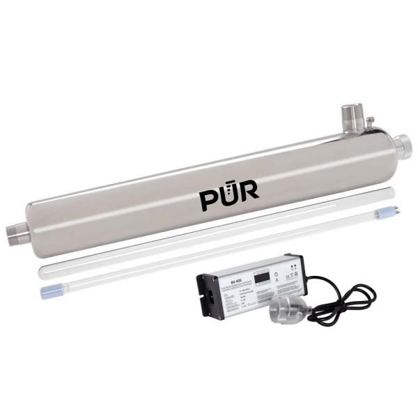 12 GPM Whole Home Ultraviolet Water Disinfection System