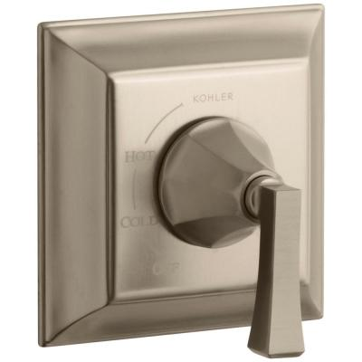 Memoirs Stately 1-Handle Tub and Shower Faucet Trim Kit in Vibrant Brushed Bronze (Valve Not Included)