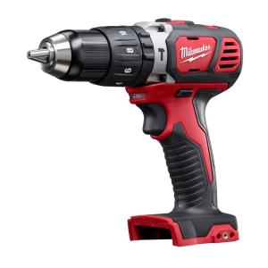 Milwaukee M18 18-Volt Lithium-Ion Cordless 1/2 inch Hammer Drill/Driver (Tool-Only) by Milwaukee