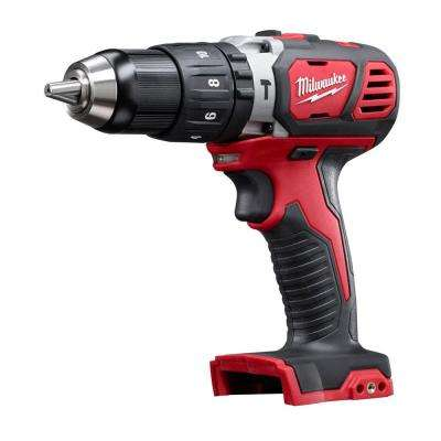 M18 18-Volt Lithium-Ion Cordless 1/2 in. Hammer Drill/Driver (Tool-Only)
