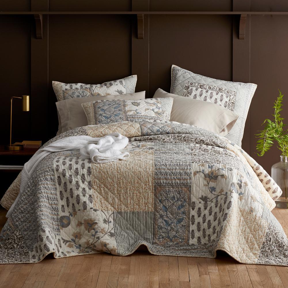 Whitman Cotton Patchwork Quilt