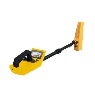 Wireless Digital Hand-Held Pipe Locator with Noise Control